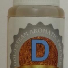 Aroma tutun GOLD STEAM AROMATIC - D TOBACCO