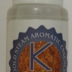 Aroma tutun GOLD STEAM AROMATIC - K TOBACCO
