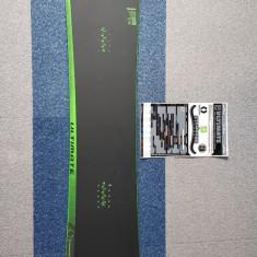Snowboard Nitro Ultimate 156 - Placi snowboard