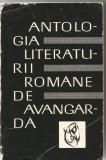 6A Sasa PANA - ANTOLOGIA LITERATURII ROMANE DE AVANGARDA (1969)