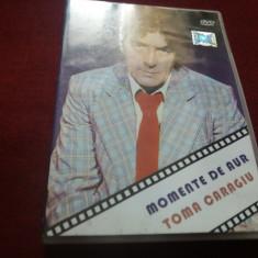 FILM DVD TOMA CARAGIU MOMENTE DE AUR - Film comedie, Romana