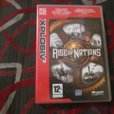 Ps 2 rise of nations - Jocuri PS2 Microsoft Game Studios, Actiune, 12+, Single player