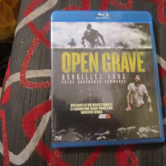Film actiune open grave in franceza, DVD