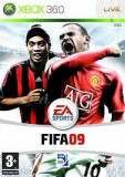 FIFA 09  - XBOX 360  [Second hand] fm, Sporturi, 3+, Multiplayer