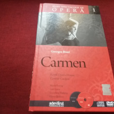 DVD CARMEN 2 DVD - Film documentare, Romana