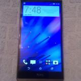Telefon HTC one M8 S - Telefon mobil HTC One M8, Gri, 16GB, Neblocat