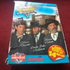 FILM DVD COLECTIA ARDELENII 3 DVD, Romana