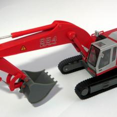 Herpa excavator Liebherr Litronic 954 1:87 - Macheta auto, 1:43