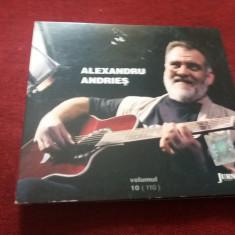 CD ALEXANDRU ANDRIES - Muzica Folk