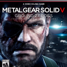Metal Gear Solid V Ground Zeroes - PS3 [Second hand] cod - Jocuri PS3, Shooting, 16+, Single player