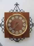 Ceas de perete Jantaz , URSS vintage