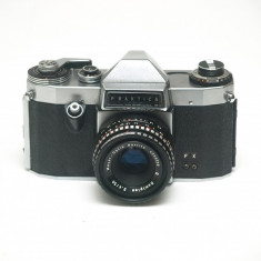 Praktica Nova B + 50mm f2.8
