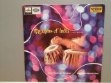 RHYTHMS OF INDIA - TABLA RECITAL (1969/EMI/INDIA) - VINIL/Ca NOU
