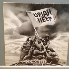 URIAH HEEP - CONQUEST (1980/BRONZE rec/RFG) - Vinil/Vinyl/Analog/Impecabil - Muzica Rock ariola