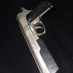 Pistol vintage masiv superb de panoplie, pistol de panoplie de colectie, T.GRATUIT