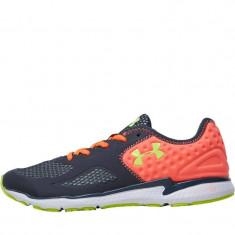 Adidasi Under Armour Mens Micro G Mantis 2 Neural Running Shoes - Adidasi barbati Under Armour, Marime: 41, Culoare: Gri