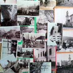 Lot cu 110 fotografii BUKOWINA - Bucovina WW1, Ambele, Romania 1900 - 1950