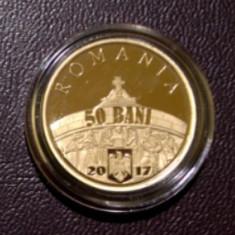 50 bani 2017 - 100 de ani de la victoriile armatei române ....., PROOF - Moneda Romania