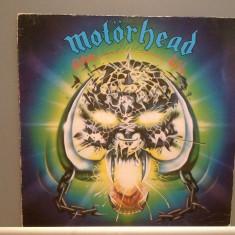 MOTORHEAD - OVERKILL (1979/BRONZE rec/RFG) - Vinil/Analog/Vinyl/Impecabil, ariola