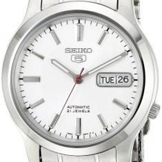 Seiko SNK789 ceas barbati nou 100% original. Garantie.In stoc - Livrare rapida. - Ceas barbatesc Seiko, Casual, Mecanic-Automatic, Inox, Ziua si data