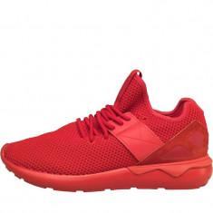 Adidas Originals Tubular Runner Strap nr. 40 2/3, 41 1/3, 42, 42 2/3 si 41 1/3 - Adidasi barbati, Marime: 43 1/3, 43 2/3, Culoare: Rosu, Textil
