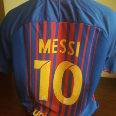 TRICOU MESSI F.C.BARCELONA MARIMI XS, S, M, L, XL, XXL - Echipament fotbal, Marime: L, M, Tricou fotbal
