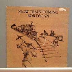 BOB DYLAN - SLOW TRAIN COMING (1979/CBS rec /Holland) - Vinil/Analog/Vinyl - Muzica Rock Columbia