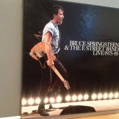 BRUCE SPRINGSTEEN -LIVE/1975-85 -5LP BOX SET(1986/CBS/HOLLAND) - Vinil/Impecabil - Muzica Rock Columbia