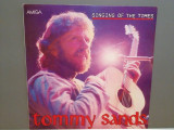 TOMMY SANDS - SINGING OF THE TIMES (1987/AMIGA/DDR) - VINIL/Ca NOU