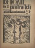 Revista DE TOATE PENTRU TOTI : ANUL NOU 1935
