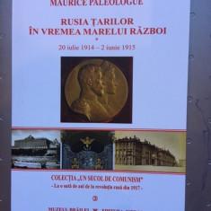Maurice Paleologue, Rusia tarilor in vremea Marelui Razboi, vol. 1