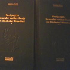 Jaroslav Hasek - colectia ' Adevarul ' { 2 volume}/ PERIPETIILE BRAVULUI SOLDAT - Roman, Anul publicarii: 2010