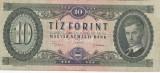 UNGARIA 10 forint 1969 VF!!!