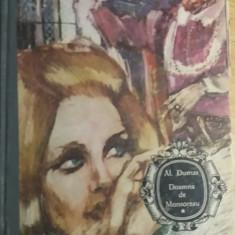 RWX 24 - DOAMNA DE MONSOREAU - ALEXANDRE DUMAS - 2 VOL - EDITATA IN 1968 - Carte de lux