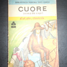 ED. DE AMICIS - CUORE INIMA DE COPIL