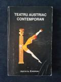 Teatru austriac contemporan - Th. Bernhard, W. Schwab, E. Jelinek, P. Handke