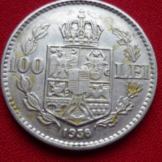 100 LEI 1936 *** - Moneda Romania