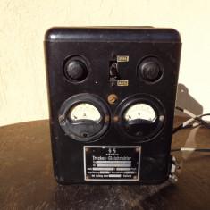 Multimetru generator vintage SIEMENS - Multimetre