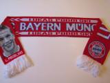 Fular fotbal - FC BAYERN MUNCHEN (jucatorul Lukas Podolski)
