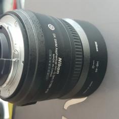 OBIECTIV FIX NIKON 35 MM DX - Obiectiv DSLR