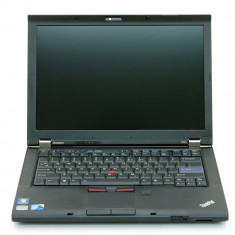 Laptop Ieftin Lenovo Thinkpad T410, Core i5 M540, 4GB RAM, 160Gb HDD, 14.1