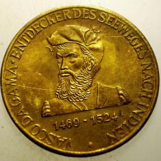 2.319 JETON VASCO DA GAMA 30mm - Jetoane numismatica