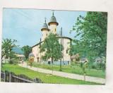 Bnk cp Manastirea Varatec - Vedere - circulata - marca fixa, Printata