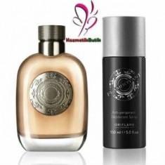 Set FLAMBOYANT de la ORIFLAME - parfum si deodorant spray - Set parfum