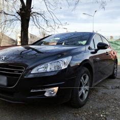 Peugeot 508 2012 automat berlina 1560cm3 navigatie/comenzi/cruise control, Motorina/Diesel