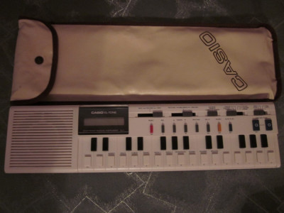 orga casio Vintage Casio VL-TONE VL-1 MINI KEYBOARD foto