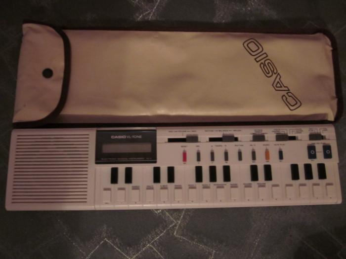 orga casio Vintage Casio VL-TONE VL-1 MINI KEYBOARD