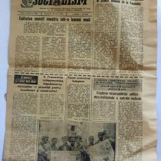 Ziar vechi Pentru Socialism, Maramures, Duminica 28 iunie 1981, 4 pagini