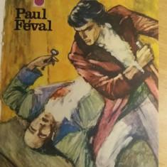 RWX 22 - CAVALERII TEZAURULUI - PAUL FEVAL - EDITATA IN 1970 - Carte de lux