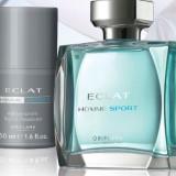 Set ECLAT SPORT MEN de la ORIFLAME - parfum si deoroll